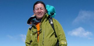 How Jamling Tenzing Norgay Sherpa Is Following His Father's Footsteps