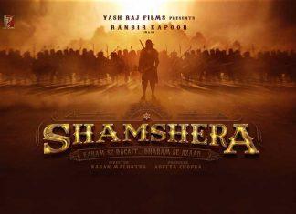 Ranbir Kapoor Turns Into Shamshera The Dacoit!