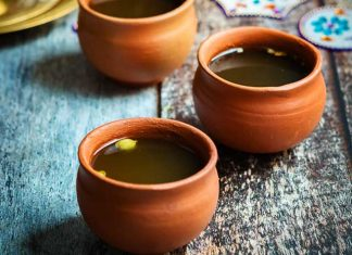 Have you tried Panakam? The cool energy drink from Andhra