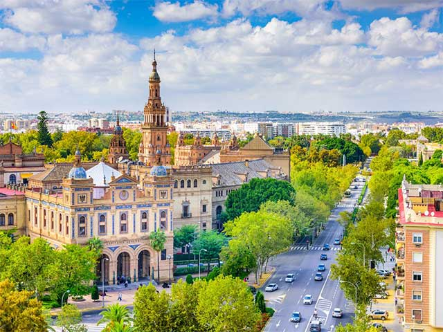 How To Survive In Seville - Spain's Hottest City