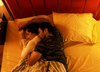 Do You Sleep Like This With Your Partner?