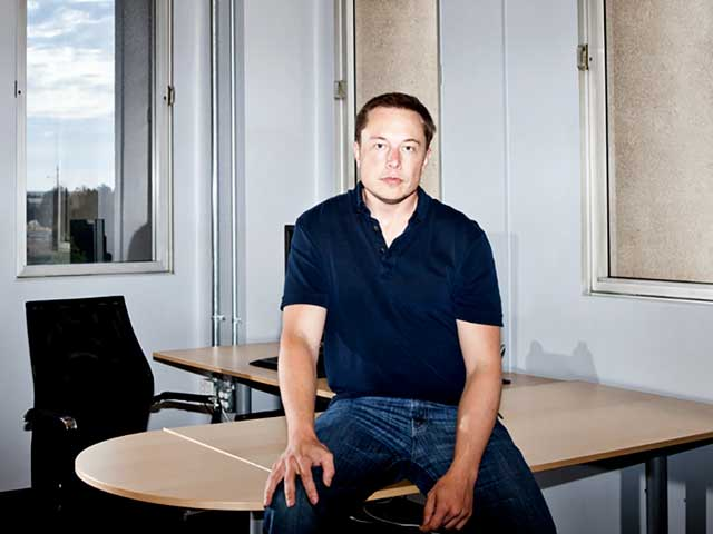 Elon Musk Shows He Is Serious About Being Boring