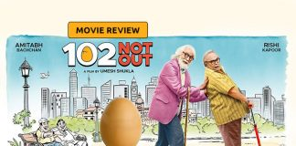 102 Not Out Movie Review: Amitabh Bachchan And Rishi Kapoor Are Not Out At All!