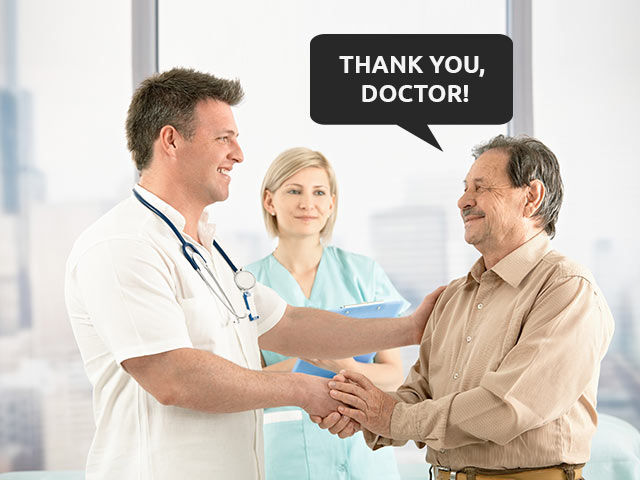 Taking A Moment To Thank Our Doctors On National Doctor's Day