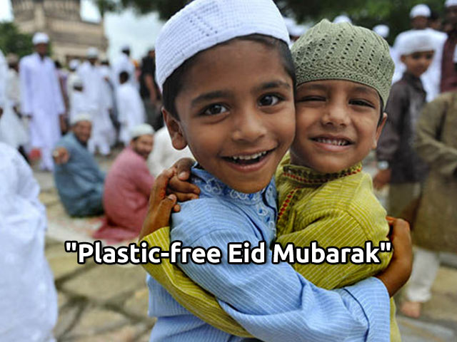Here's How Bangalore Celebrated An Eco-Friendly Ramzan