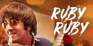 Sanju's Latest Song Ruby Ruby Has A Classic Twist