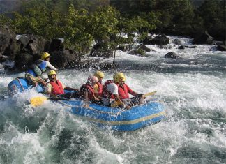 Amazing River Rafting Destinations In India