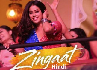 Sairat's Famous Zingaat Song Gets A Makeover In Dhadak And It Sounds As Vibrant As It Looks!
