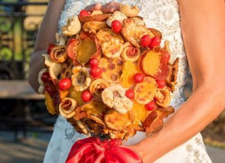Weirdough! When Foodies Get Married