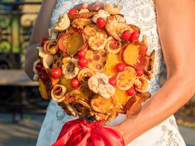 Weirdough! When Foodies Get Married