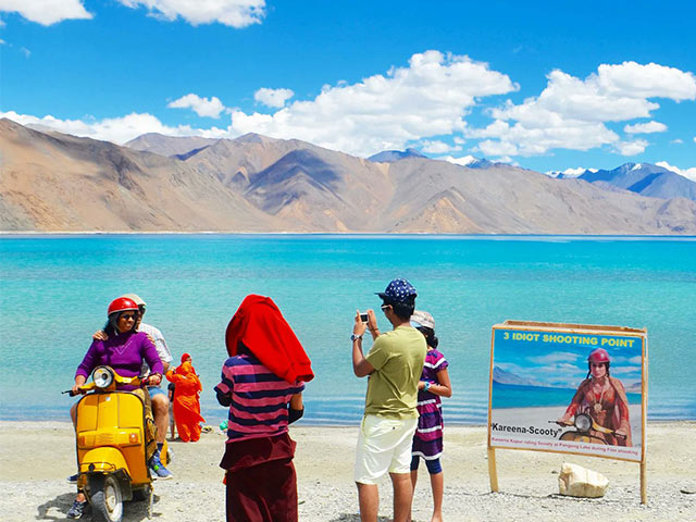 Tourists Are Turning The Snowy Paradise Of Ladakh Into A Trash Can