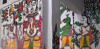 When Madhubani Railway Station Turned Into A Canvas