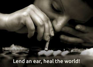 Let's Spread Smiles This International Day Against Drug Abuse And Illicit Trafficking