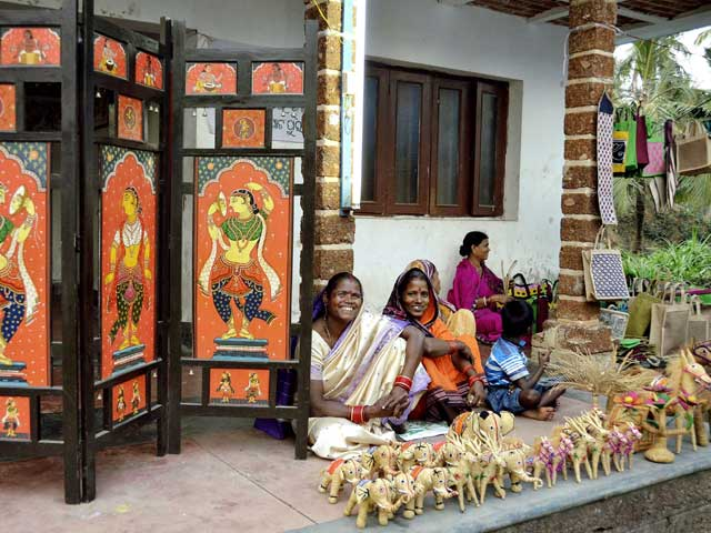 On The Miniature Painting Trail In Odisha