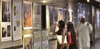 Making Lives Waste-Free - Exhibition On Waste Workers In Delhi Metro Station