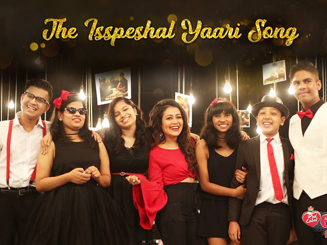 The Isspeshal Yaari Song Has Neha Kakkar Singing With A Special Band