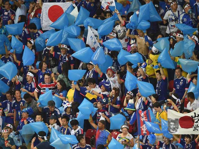 What Did The Japanese Teach Us This World Cup?