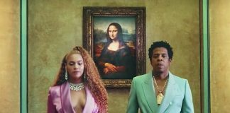 Beyonce And Jay-Z Surprise Everyone With New Album And A Video Shot In The Louvre