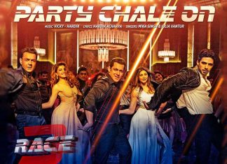 Party Chale On From Race 3 Is The Same Old Party Song