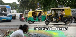 Getting A Pothole Fixed Is Now Just A Call Away