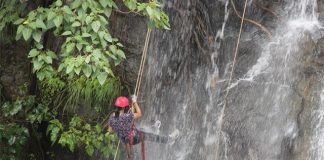 Are You Up For A Dare Of Waterfall Rappelling This Monsoon?