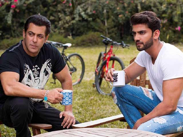 Who Is Zaheer Iqbal, The Hunk Salman Khan Has Been Promoting?