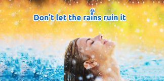Love To Swim In The Rains? Read This Before You Jump Into The Pool!