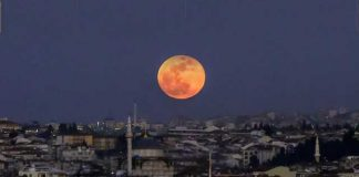 Here's Why You Must Not Miss The Blood Moon Tonight
