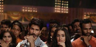 Shahid Kapoor And Shraddha Kapoor Sing And Dance Hard Hard Before Wrapping Up Film!