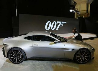 Ardent James Bond Fan? Then You've Got To Be Here!