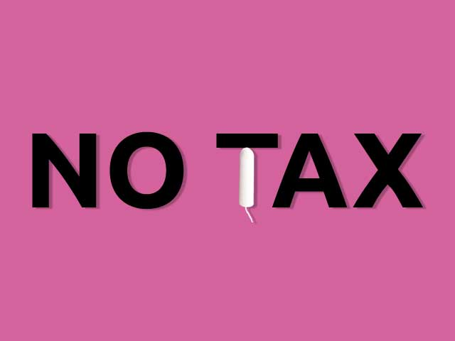 Girls! Good News For You As Tampons Become Tax Free!