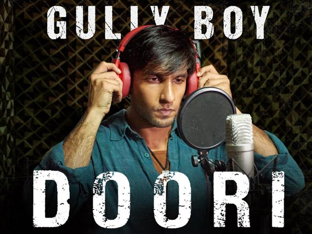 Ranveer Singh Raps About Social Imbalance In Gully Boy's New Song Doori