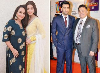 Bollywood Actors Who Shared Screen-Space With Their Real-Life Parents