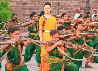 Vijayi Bhava Song From Manikarnika - The Queen Of Jhansi Looks Victorious!