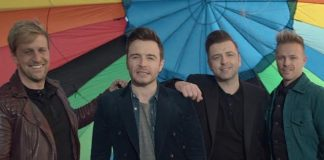 Westlife Releases First Single In Eight Years