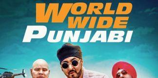 RDB's Manj Musik Releases New Music Video Titled Worldwide Punjabi