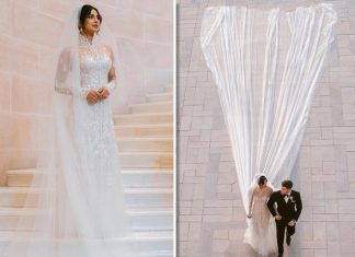 All You Need To Know About Priyanka Chopra's Wedding Gown