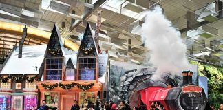 This Airport Is A Must Visit For All Harry Potter Fans