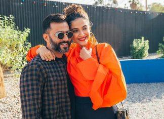 Sonam Kapoor & Anand Ahuja's LA Tour Looks Great Fun