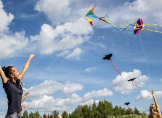 """Go Fly A Kite!"" Where Did That Phrase Come From?"