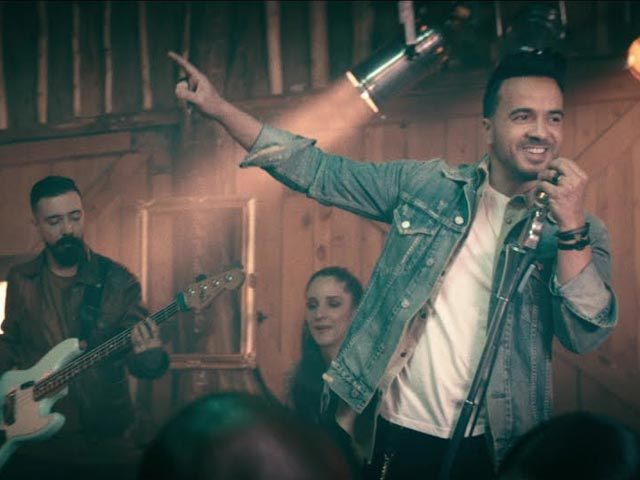 Luis Fonsi's Music Video For Sola Is Just As Romantic As The Song