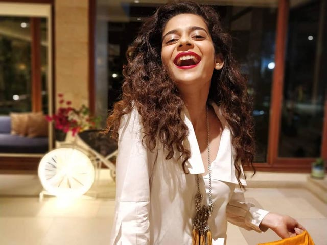 Just What Is Mithila Palkar Upto?