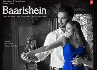 Atif Aslam's New Single Is Called Baarishein, And Its Music Video Stars Nushrat Bharucha