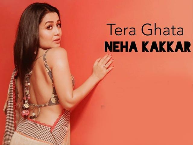 Neha Kakkar's Recreation Of Tera Ghata - Is She Hinting At Her Own Break-Up?
