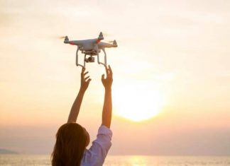 Changing Perspectives - Drones And The Evolution In Aerial Photography