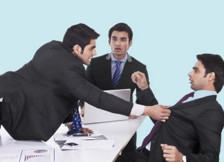How To Deal With An Arrogant Co-Worker?
