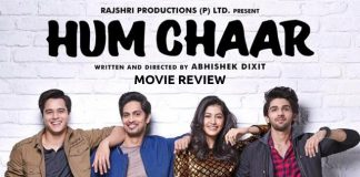 Hum Chaar Movie Review: Something Out Of The Box Coming From Rajshri Films