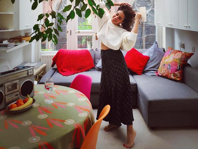 Sanya Malhotra's Dance Moves that Get Fans Going Crazy