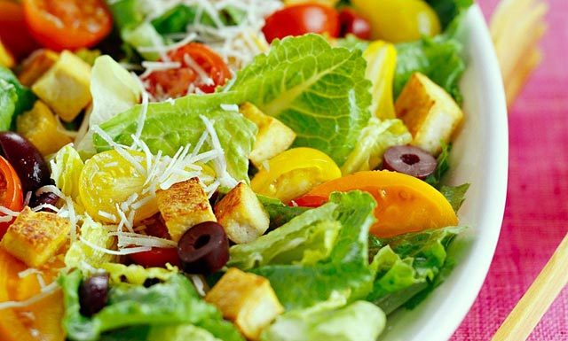 Get Over Lettuce, Try These Salad Greens!