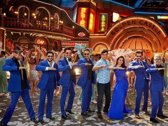 Now Expats Too Can Enjoy Total Dhamaal